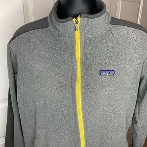 PATAGONIA Men's Fleece Lightweight Jacket Sz LG